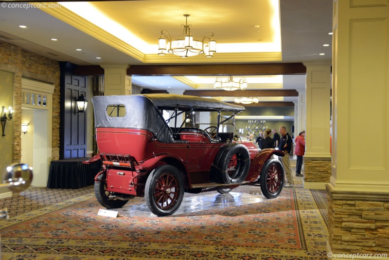 1913 Pierce-Arrow Model 66-A