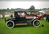 1913 Pierce Arrow Model 38-C