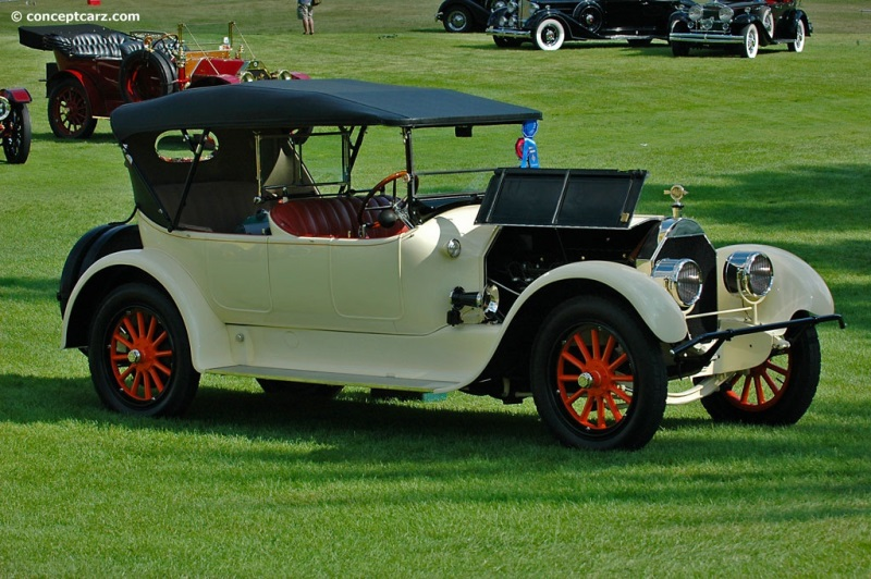 1917 Pierce-Arrow Model 48