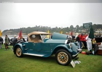 Pierce-Arrow 1920-1938
