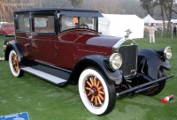 1927 Pierce Arrow Model 80