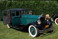 1930 Pierce Arrow Model C image.