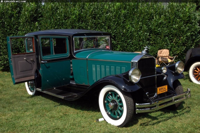 1930 Pierce-Arrow Model C