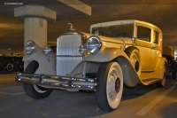 1931 Pierce Arrow Model 43