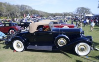 1933 Pierce Arrow Model 1242 Twelve