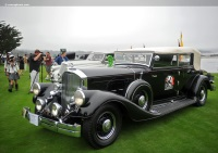 1933 Pierce Arrow Model 1247