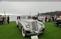 1933 Pierce Arrow Silver Arrow