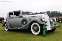 1933 Pierce Arrow Model 836
