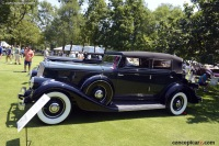 1934 Pierce Arrow Model 840A