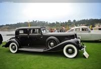 1934 Pierce Arrow Model 1248 Custom Twelve