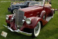1934 Pierce Arrow 1240A  Twelve image.
