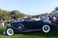 1935 Pierce-Arrow 1245 Twelve
