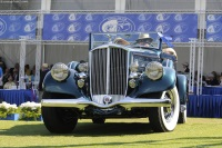 1935 Pierce Arrow 1245 Twelve
