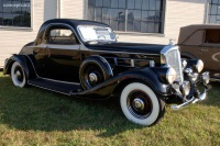 1935 Pierce Arrow Model 840 image.