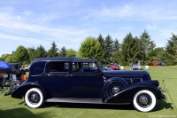 1936 Pierce Arrow Town Car Prototype
