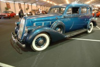 1937 Pierce Arrow Model 1703 image.