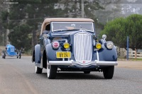 1938 Pierce Arrow Model 1801 8