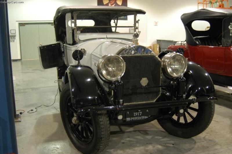 1917 Pierce-Arrow Model 66