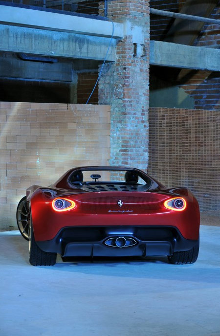 2013 Pininfarina Sergio Concept Image Httpsconceptcarz