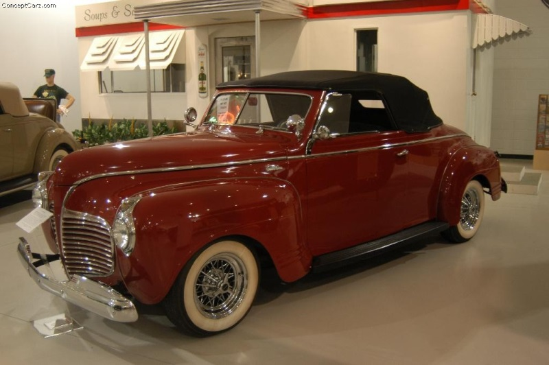 1941 Plymouth P12 Special DeLuxe