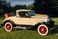 1929 Plymouth Model U image.