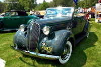 1937 Plymouth P4 DeLuxe Series