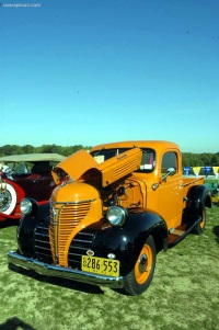 1941 Plymouth T125 image.