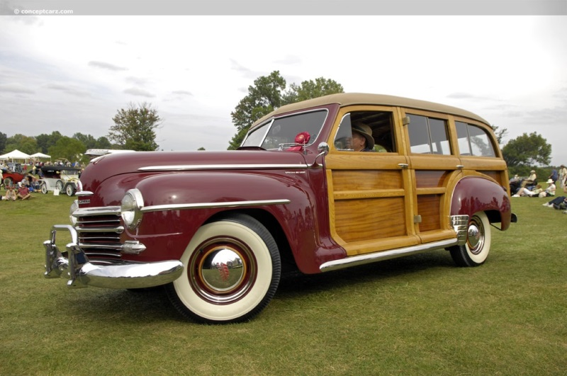 1948 Plymouth Special Deluxe Chassis Information