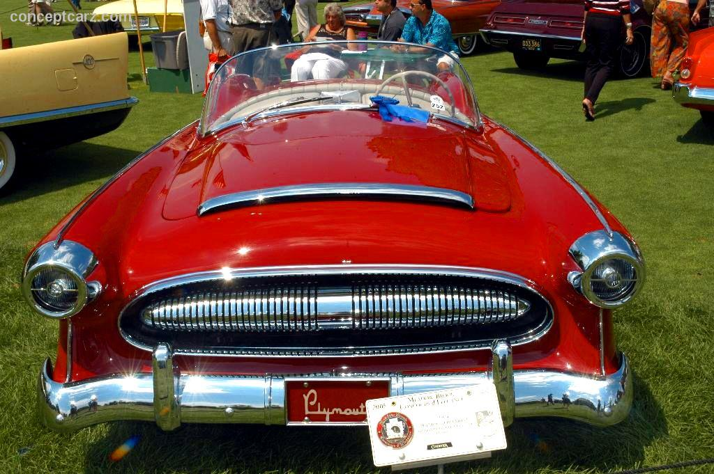 1954 Plymouth Belmont Concept thumbnail image