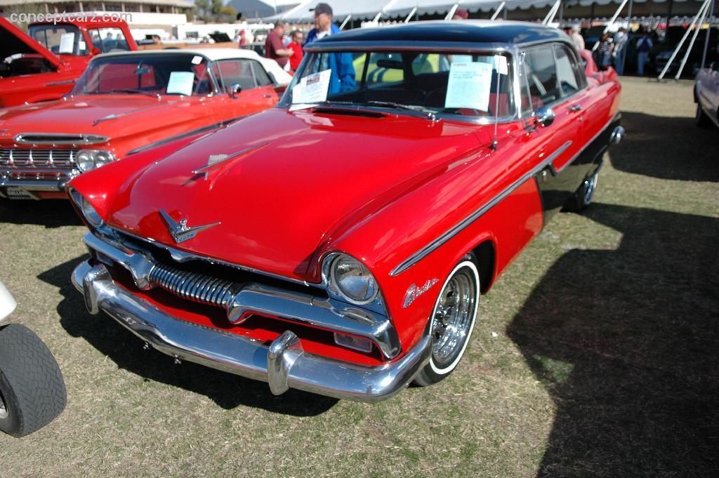 1955 Plymouth Belvedere   conceptcarz com