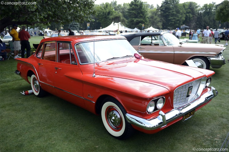 1960 Plymouth Valiant Image