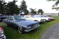 1963 Plymouth Savoy.  Chassis number 3131167605