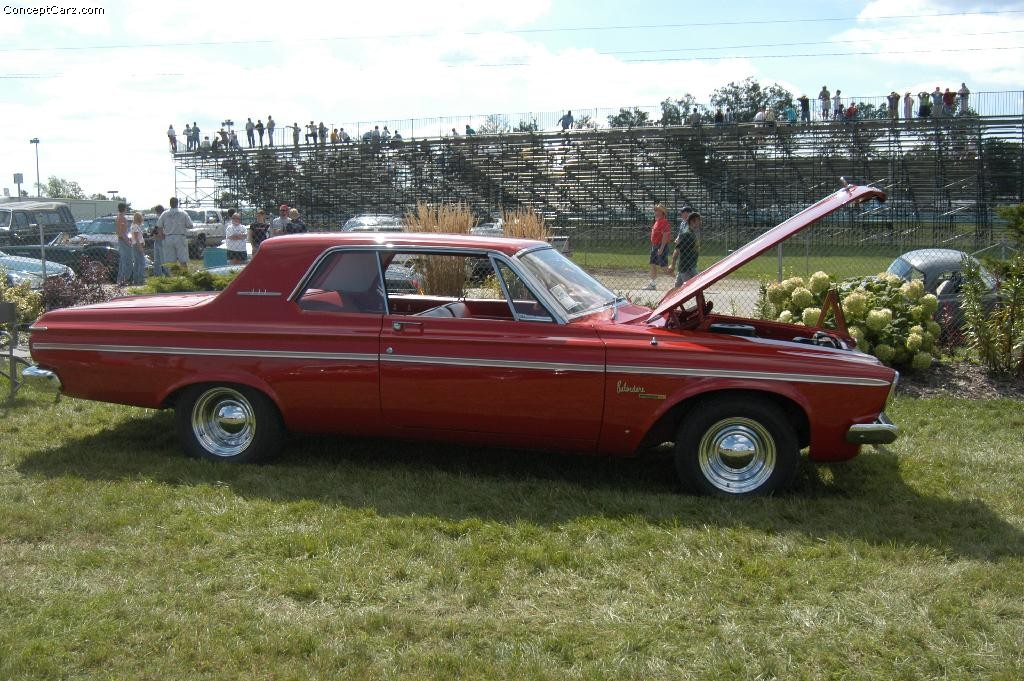 Plymouth Belvedere Race Car