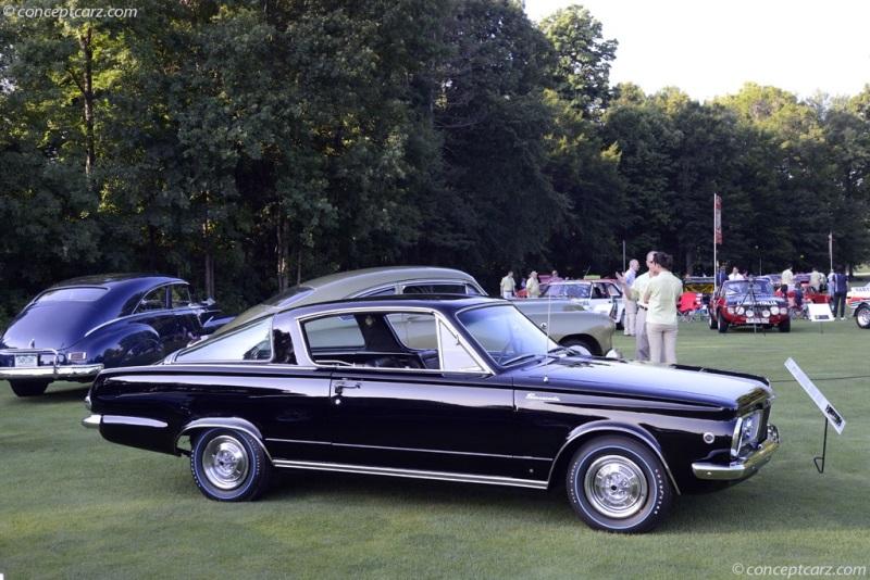 1965 Plymouth Barracuda | conceptcarz com