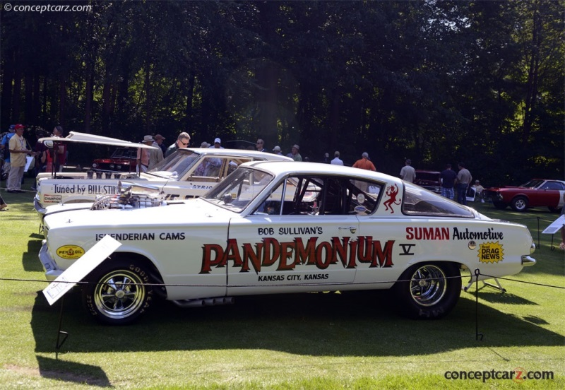1965 Plymouth Barracuda Image Photo 19 Of 70