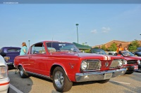 1966 Plymouth Valiant Barracuda image.