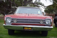 1966 Plymouth Satellite.  Chassis number RP27F67238111