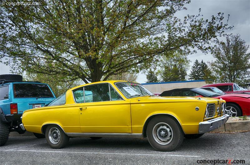 1966 Plymouth Valiant Barracuda | conceptcarz com