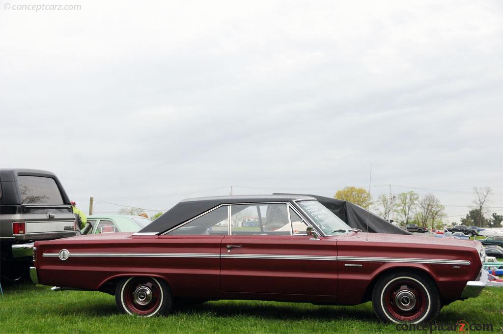 1966 Plymouth Belvedere | conceptcarz.com