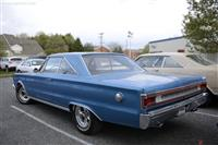 1967 Plymouth Satellite.  Chassis number RP23H75111740