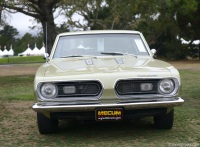 1968 Plymouth Barracuda image.