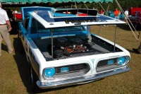 1968 Plymouth Barracuda Super Stock