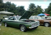1969 Plymouth Barracuda image.