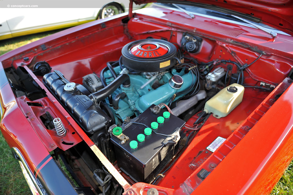 1969 Plymouth Barracuda Image Photo 11 Of 24