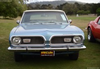 1969 Plymouth Barracuda.  Chassis number BH27F9B140406