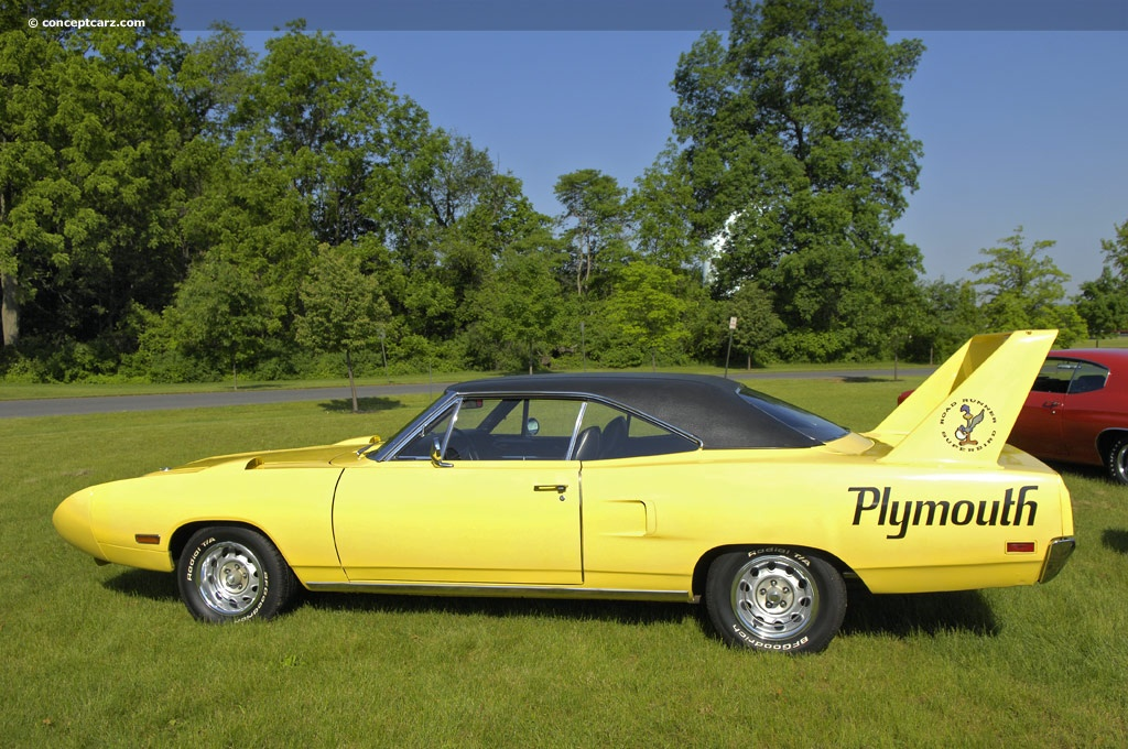 Road Runner Auto Sales >> 1970 Plymouth Road Runner at the Concours d'Elegance of the Eastern United States