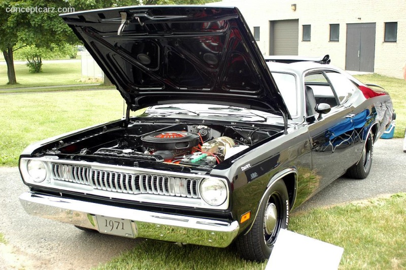1971 Plymouth Valiant Duster Image