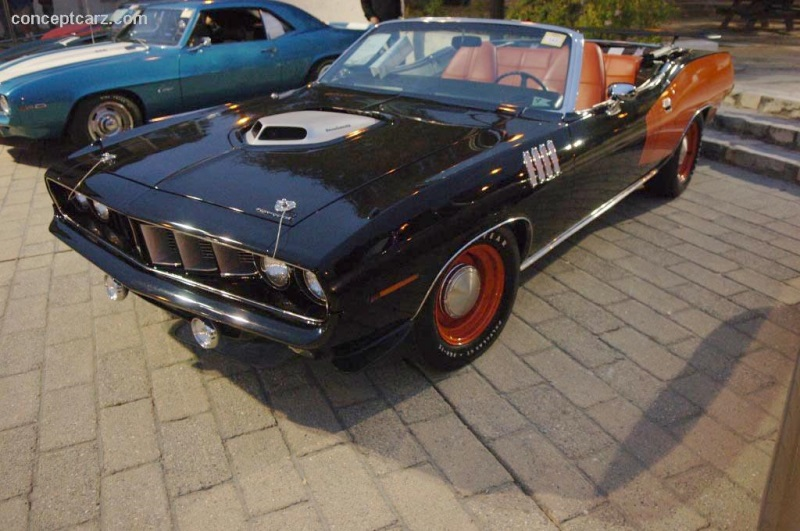 1971 Plymouth Barracuda History Pictures Value Auction Sales