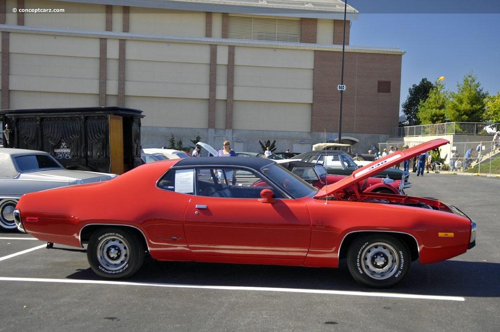 1972 Plymouth Satellite Road Runner | conceptcarz.com