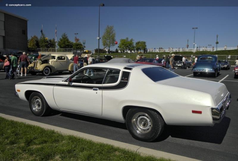 1973 Plymouth Satellite Road Runner